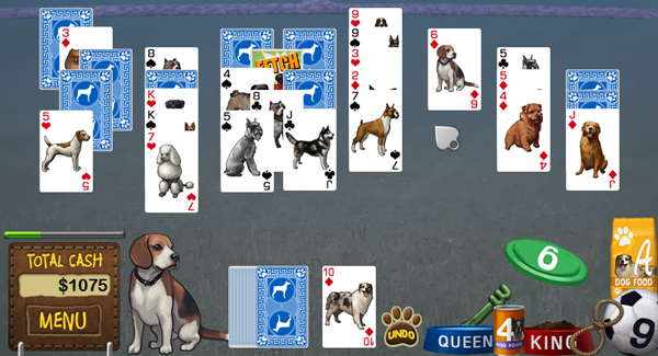 Preorder Best in Show Dog Solitaire - Free PC Mac and Linux